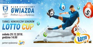 LOTTO  CUP  TURNIEJ  NOWOROCZNY 29.12.2018 r.