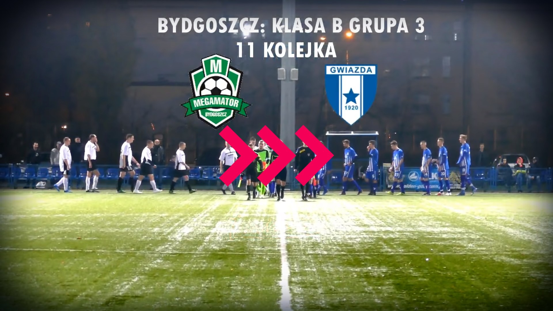 Gwiazda Parkmar Inkaso Bydgoszcz : Amator Bydgoszcz /04.11.2018