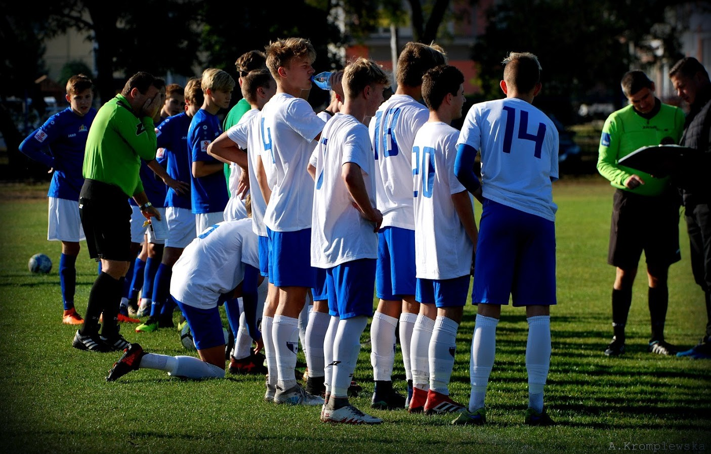 Junior Młodszy: Gwiazda Bydgoszcz vs Chemik Bydgoszcz