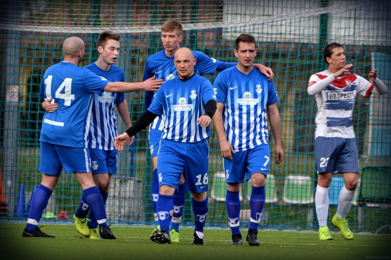 Gwiazda Parkmar Inkaso Bydgoszcz vs Wisła Fordon / 13.04.2019