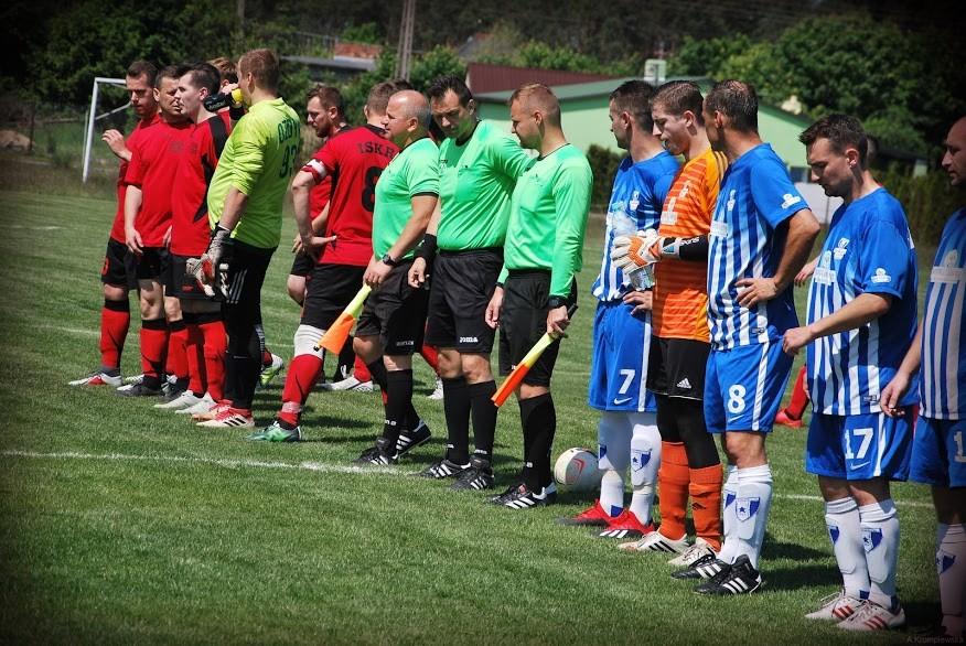 Iskra Zamość-Rynarzewo vs Gwiazda Parkmar Inkaso Bydgoszcz   // 02.06.2019